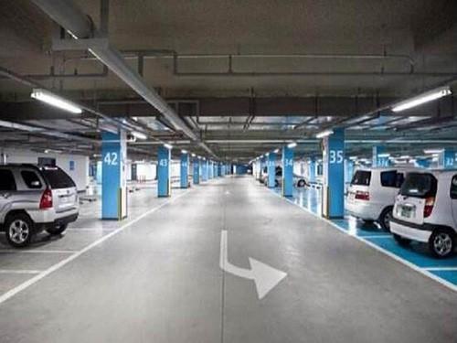 德赢体育停车场系统