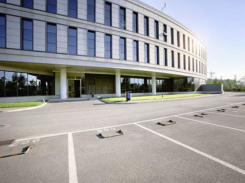 德赢体育停车场系统安装工程