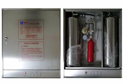CMJS型厨房自动灭火设备